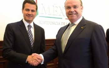 Peña Nieto destaca solidez financiera de México