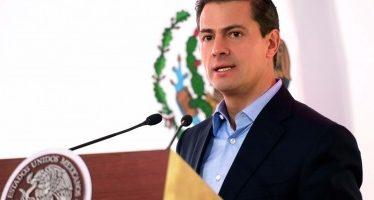 Peña Nieto expresa condolencias a Mancera por deceso de su madre