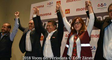 Perfila Morena a Cuauhtémoc Blanco por gubernatura de Morelos