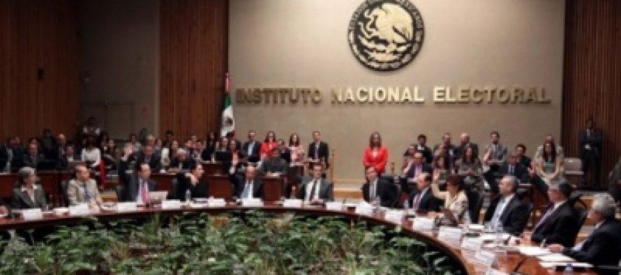 Procedente, coalición PRI-PVEM-Nueva Alianza