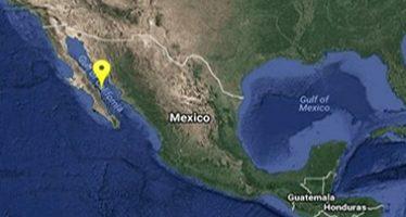 Protección Civil activa protocolo en Baja California Sur tras sismo