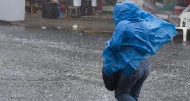 Protección Civil capitalina activa alerta amarilla por lluvia