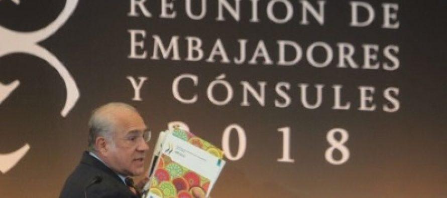 Reformas, defensa de México ante turbulencias Gurría Treviño