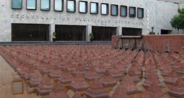 México no pagará el muro, bajo ninguna circunstancia: Videgaray