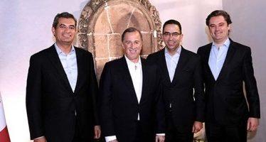 Senador Javier Lozano se incorpora a la precampaña de Meade
