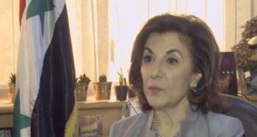 Shaaban: liberar a Palmira, un duro golpe al terrorismo