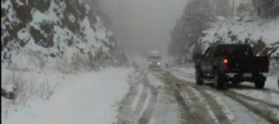 Inusual tormenta invernal azota el sur de EUA