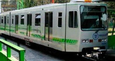 Tren Ligero restablece servicio de Xochimilco hasta Huipulco