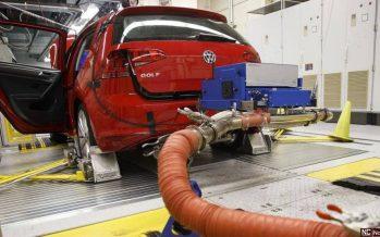 Uso de monos y humanos en pruebas de Volkswagen