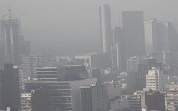 Mala calidad del aire en la Ciudad de México