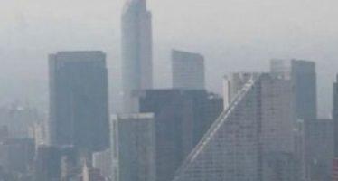 Valle de México continúa con mala calidad del aire