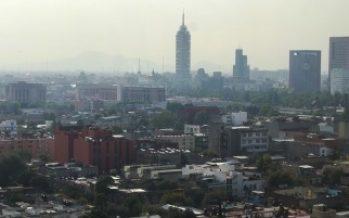 Valle de México tiene mala calidad del aire y radiación solar alta