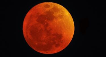 NASA transmite en vivo la superluna azul de sangre