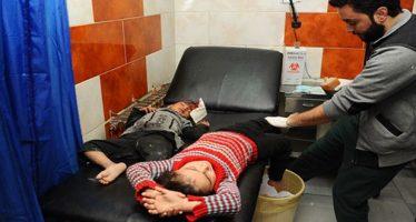 15 civiles resultan heridos en un atentado terrorista de al-Nusra