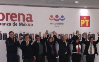 "AMLO presenta a ""cazamapaches"" para evitar nuevo fraude electoral"