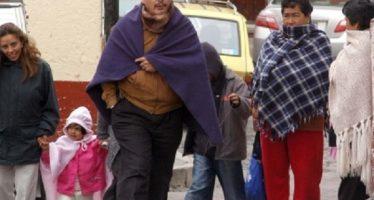 Sonora mantiene pronóstico de bajas temperaturas