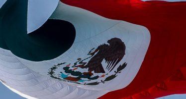 Marina destaca el significado de la bandera mexicana