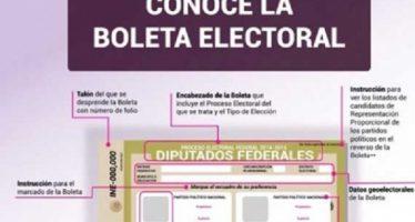 Comienza producción de papel para boletas electorales