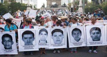 Garantizan jueces independientes para caso Ayotzinapa