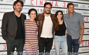 """Conferencia de Prensa: Tercera Llamada presenta, """"Cinema 35"""" de Annie Baker"""