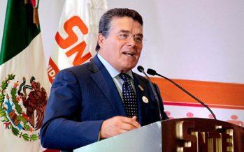 Con votación mayoritaria, Juan Díaz es nuevo presidente del SNTE