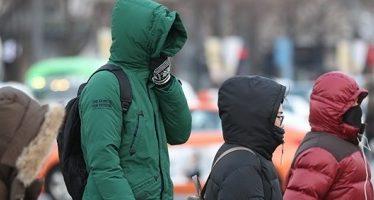 Continuará la alerta amarilla por bajas temperaturas en la capital