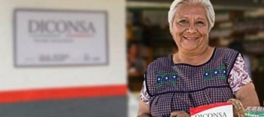 diconsa ayuda a sector vulnerable con cinco mil comedores On comedores comunitarios pdf