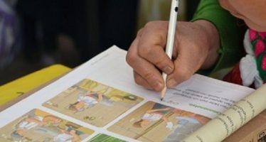 INEA busca alfabetizar miles de adultos este año