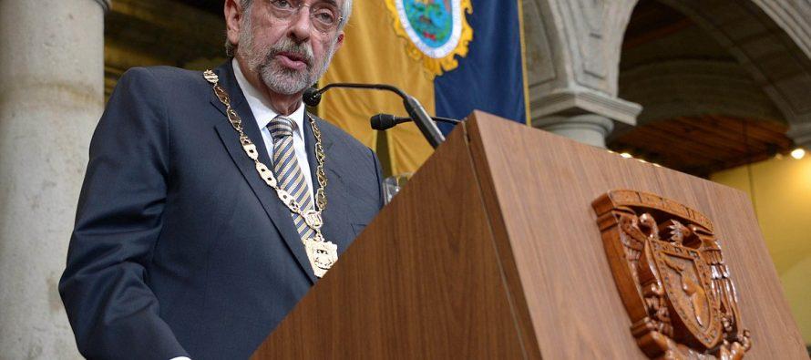 Descarta Graue que el Ejército entre a la UNAM