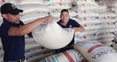 Diconsa contribuye a robustecer política alimentaria