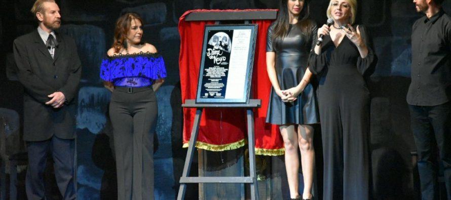 """Celebran 24 años de """"La Dama de Negro"""" en el Teatro Metropólitan"""