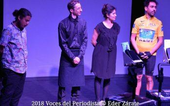 """""""La descarga aún no se ha completado"""", de Teatro Entre 2, se está presentando en Foro Un Teatro"""