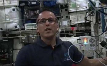 Laboratorio Columbus cumple 10 años en Estación Espacial Internacional