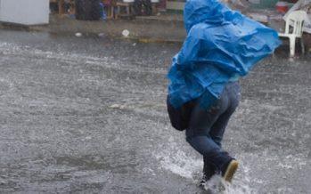 Llueve en al menos seis delegaciones de la CDMX