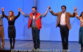 """""""Los Hijos También Lloran"""" obra escrita y protagonizada por Andrés Zuno se está presentando en el Teatro Milán"""