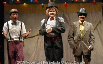 """Hombre Bala presenta: """"Los Niños También Lloran, El Circo del Horror"""" en el Teatro La Capilla"""
