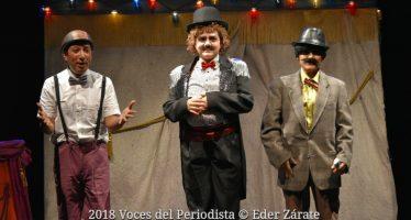 """Hombre Bala presenta: """"Los Niños También Lloran, El Circo del Horror"""""""