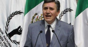 El Estado fracasó en combate a la inseguridad: CNDH