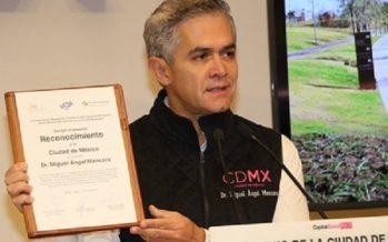 Organización mundial reconoce turismo incluyente de CDMX