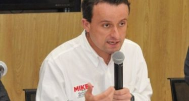 Delincuencia, lo que más ha crecido en la capital Mikel Arriola