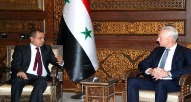 Ministro del Interior examina cooperación bilateral