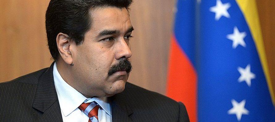 Maduro acusa a Colombia de infiltrar grupos violentos