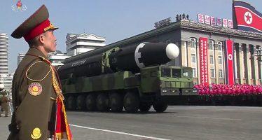 Conoce el nuevo misil balístico intercontinental de Corea del Norte