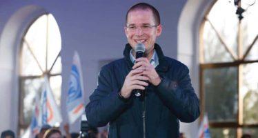 PRD avala a Ricardo Anaya como su candidato a la Presidencia