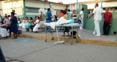 Activan protocolo de seguridad en hospitales de Oaxaca tras sismo