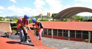 80% de reconstrucción de escuelas dañadas: SEP
