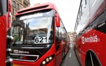 Sin servicio cuatro estaciones de Línea 4 de Metrobús