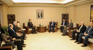 Siria e Irak firman memorando de entendimiento