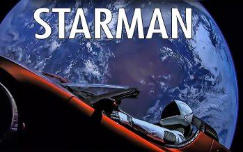 Anticipan final del Tesla Roadster, enviado al espacio exterior