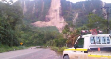 Un fuerte terremoto deja varios muertos en Papúa Nueva Guinea